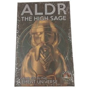 Rather Dashing Games: ALDR The High Sage - A Game In The Element Universe